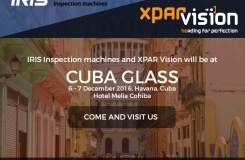 IRIS is at CUBA GLASS