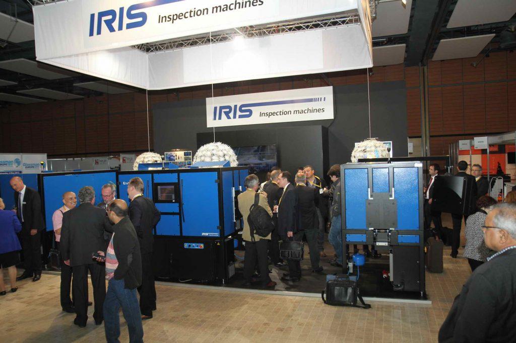 IRIS at Glassman Europe 2015
